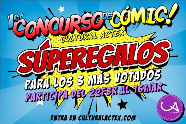Concurso de Comics